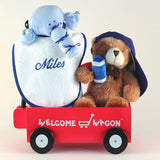 Personalized Welcome Wagon - Welcoming Home Baby  - 1