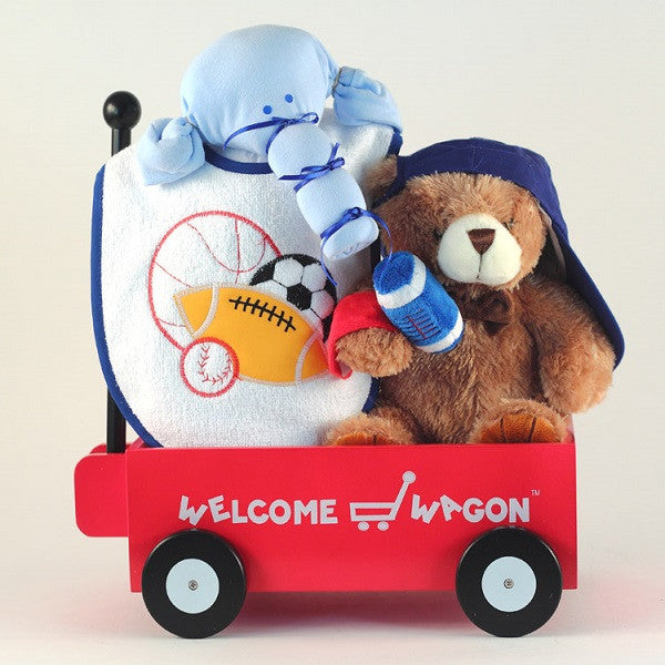 Welcome Wagon - Welcoming Home Baby  - 1