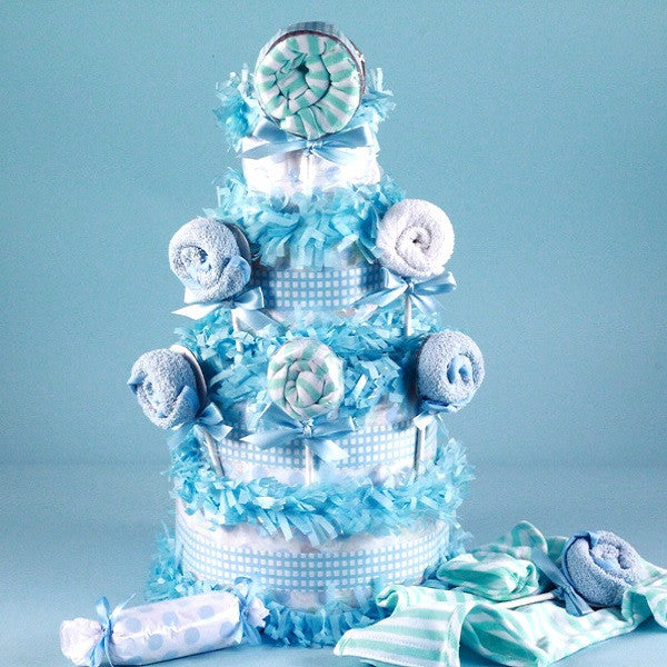 Lollipop Diaper Cake