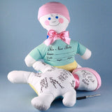 Keepsake Autograph Doll - Welcoming Home Baby  - 2