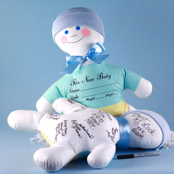 Keepsake Autograph Doll - Welcoming Home Baby  - 1
