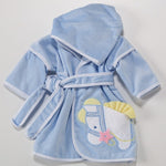 Pony Hooded Robe - Welcoming Home Baby