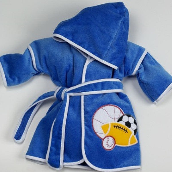 Sporty Robe - Welcoming Home Baby