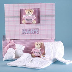 Knitted Sweater Set & Keepsake Album | Baby Book - Welcoming Home Baby  - 2