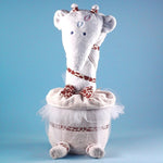 Gentle Giraffe Baby Gift - Welcoming Home Baby