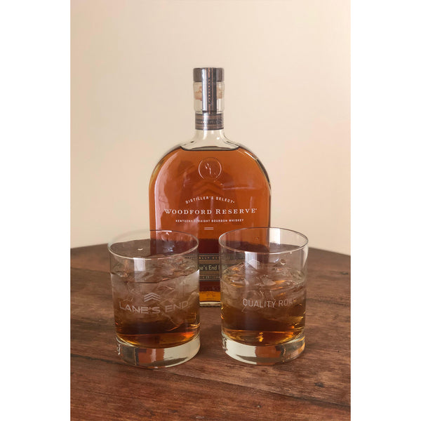 stallion bourbon glasses