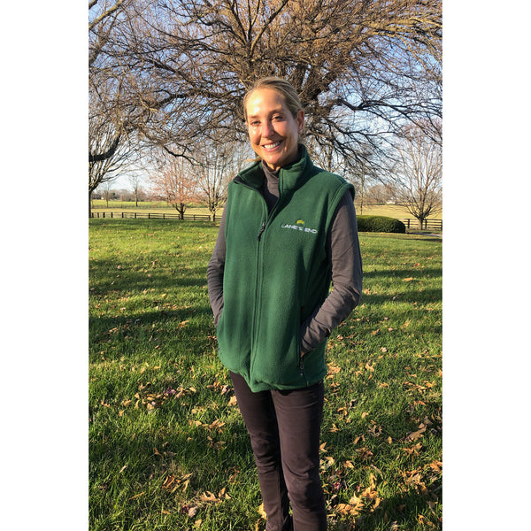 lanesend fleece vest