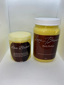 Brown Skin Girl Body Butter