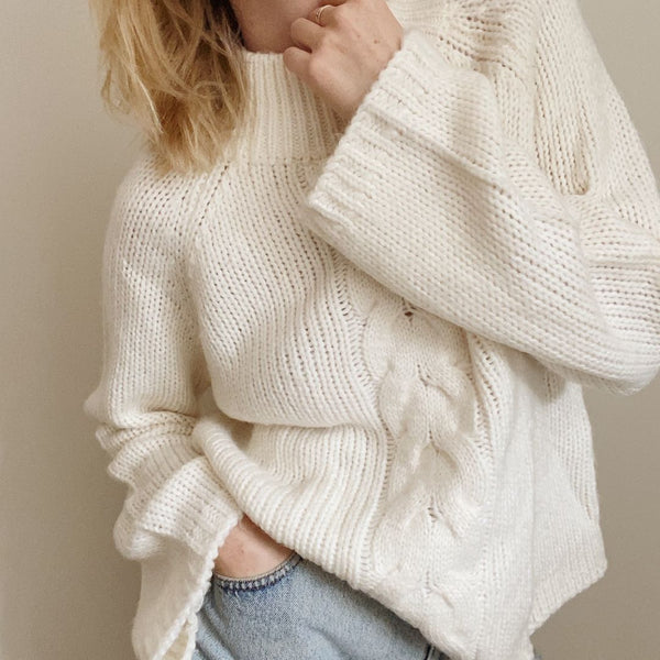 Fisherman Classic Wool Sweater