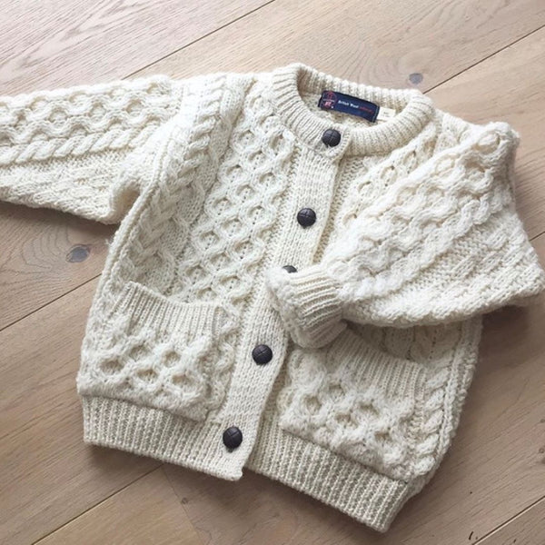 Vintage Kids Wool Sweater