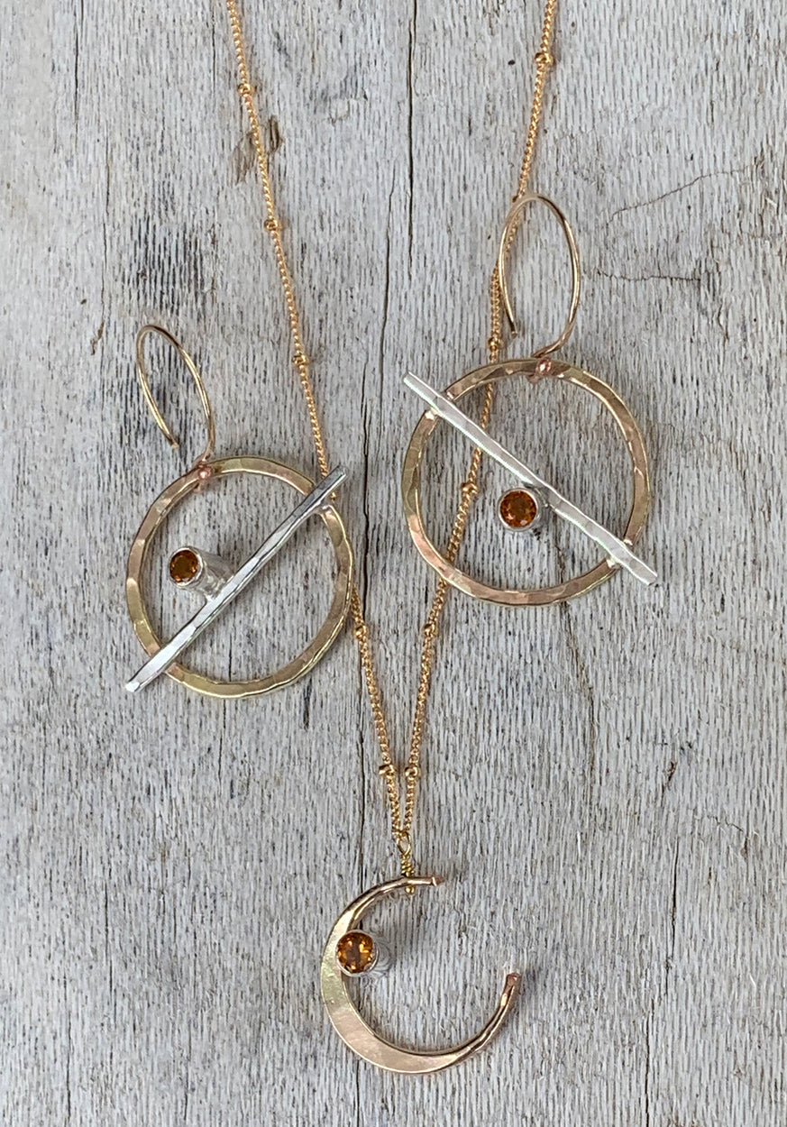 Geometric Mixed Metals
