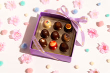 Load image into Gallery viewer, Artisanal Dome Truffles 9 Piece Gift Box
