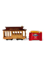 Load image into Gallery viewer, Small Cable Car with Ghirardelli Mini Squares
