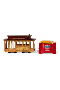 Small Cable Car with Ghirardelli Mini Squares