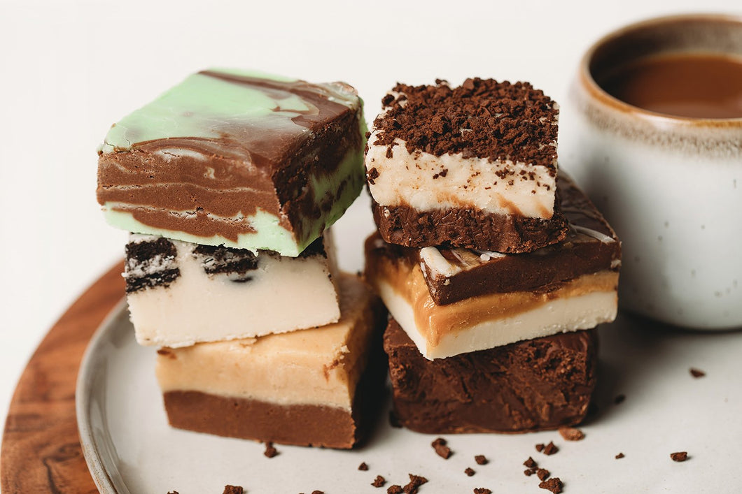 Monthly Fudge Subscription