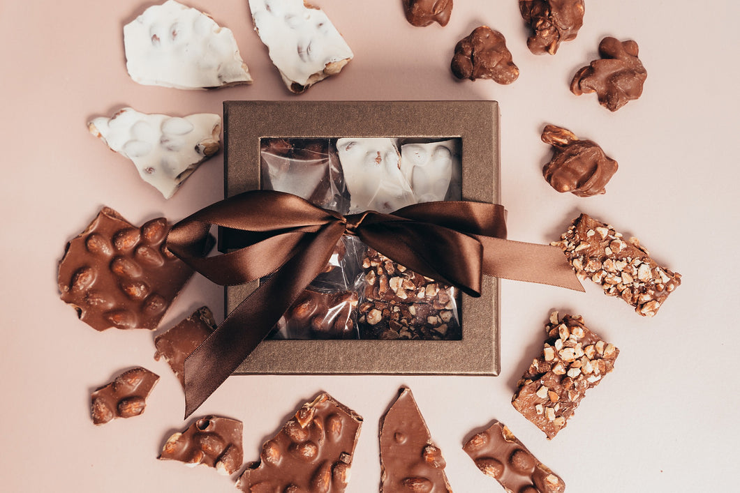 Chocolate & Nuts Gift Box