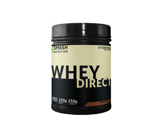 Smash Nutrition - Whey Direct