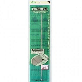 CLOVER BIAS TAPE CUTTING RULER 57