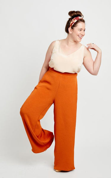 Cashmerette Patterns Calder Pants