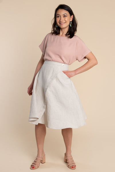 Closet Core Pattern- Fiore Skirt
