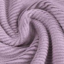 Jersey Washed Cotton Corduroy -Purple- $28.00/metre