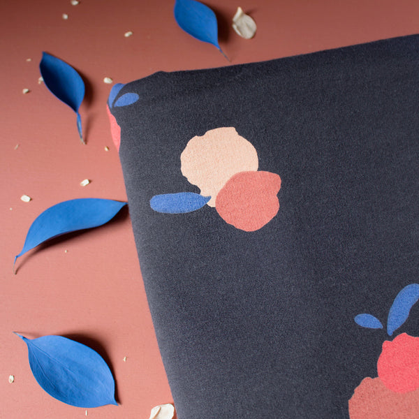 Atelier Brunette Néroli Night Fabric- $38.00/metre