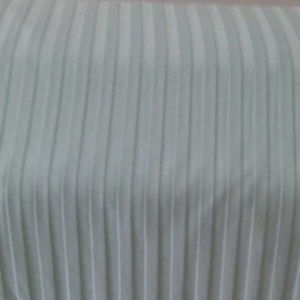 Organic Ribbed Jersey Broad- Minty Ice $28.00/metre