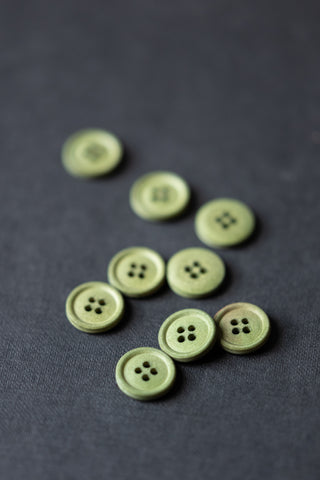Merchant & Mills Cotton Button 15mm – Bowling Green