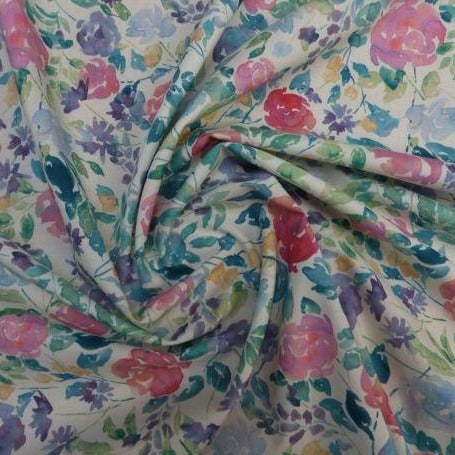 Lady McElroy-Cotton Lawn-Pretty In Pastels