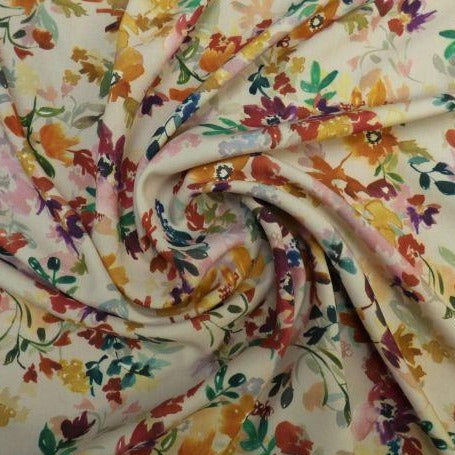 Lady McElroy-Sunrise Floral -Cotton Lawn