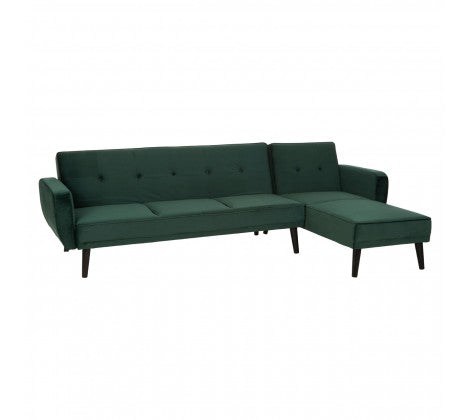 Green Velvet Sofa Bed |Iconic Online |