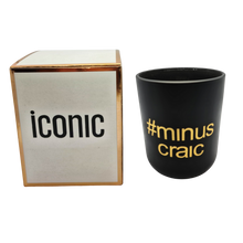 Load image into Gallery viewer, Unique Norn' Iron' Slang Candle | Iconic Comic Range | #minuscraic |