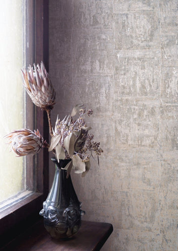 Tektura talk Wallcovering Amphora Cream