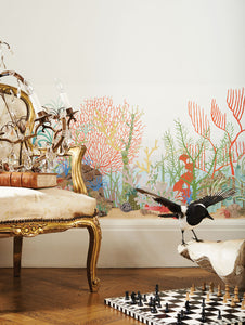 Cole and Son Whimsical Archipelago Wallcovering