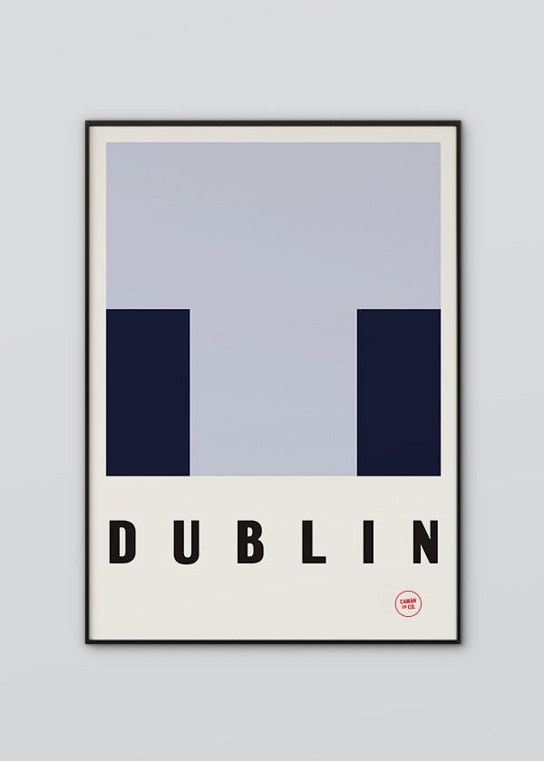 Sport Inspired High Quality Print County Dublin
