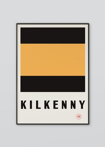 Sport Inspired High Quality Print County Kilkenny