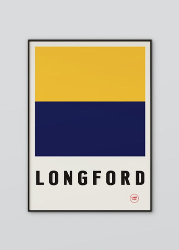 Sport Inspired High Quality Print County Longford