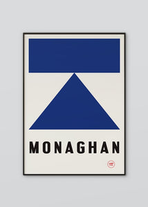 Sport Inspired High Quality Print County Monaghan