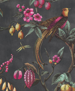 Fiore Floral Wallpaper BN Wallcoverings