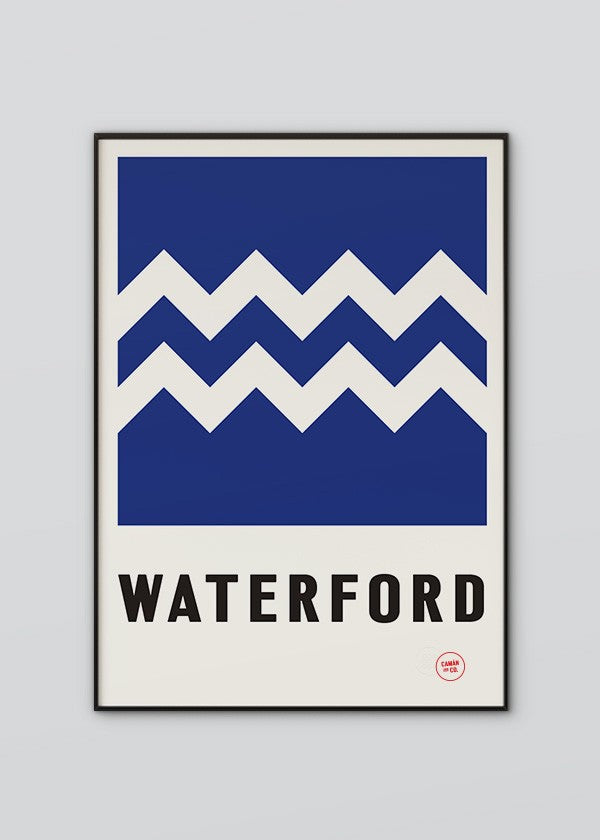 Sport Inspired High Quality Print County Waterford