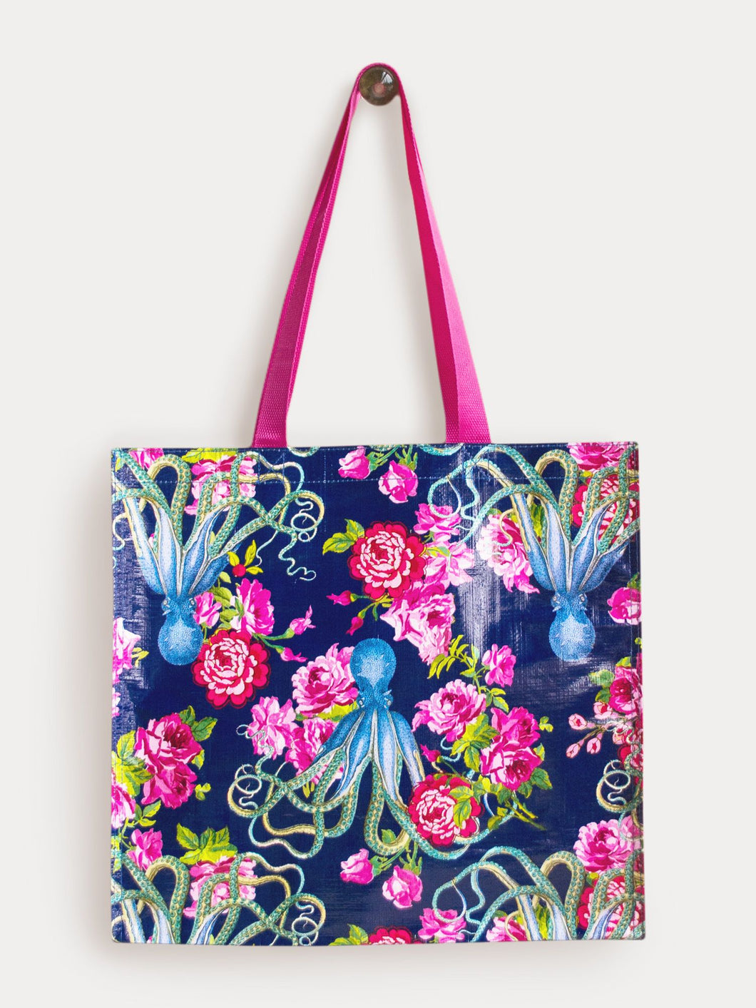 20,000 Flowers Under the Sea Market Tote