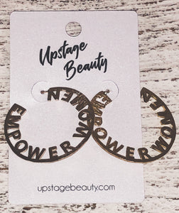 Empower Women Earrings
