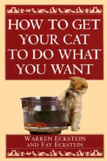 How To Get Your Cat To Do What You Want - The Pet Show Store