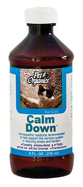 Calm Down! for Cats - The Pet Show Store
