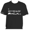 """None of my Friends Walk Upright"" T-Shirt - The Pet Show Store - 1"