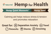 HEMP Quiet Moments 60 Soft Chews