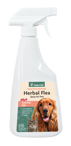 Herbal Flea Spray for Pets