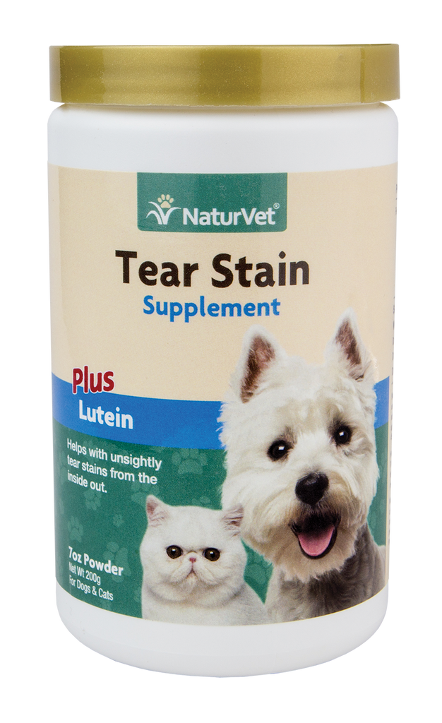 Tear Stain Supplement for Dogs & Cats - The Pet Show Store