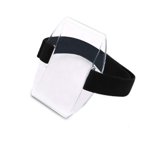 Security License/RSA Armband ID Holder