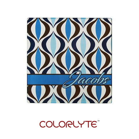 ColorLyte Sublimation Blank Acrylic Coaster - 4 in - Square